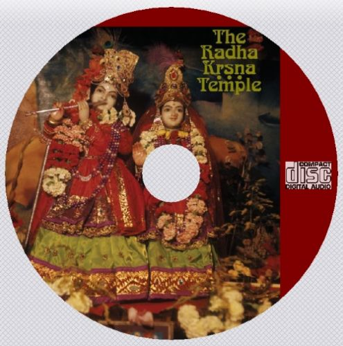 The Radha-Krishna Temple Album [Produced by George Harrison]